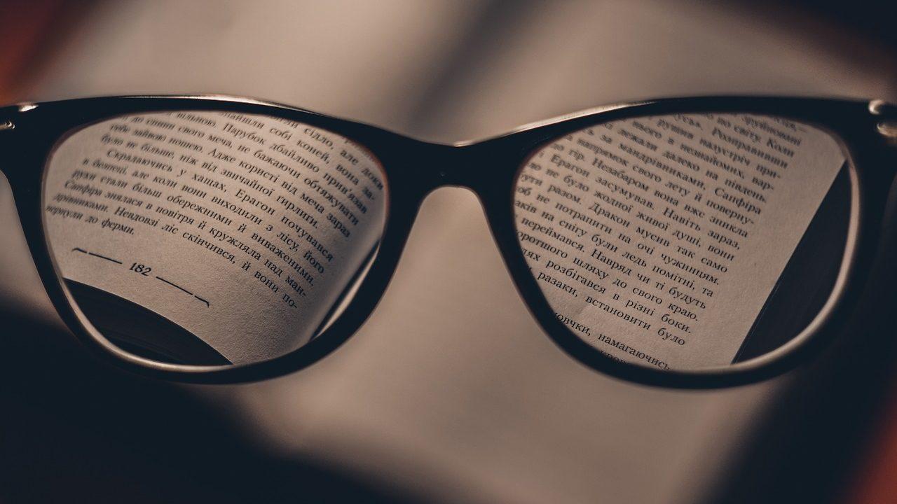メガネと視力